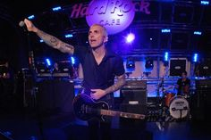 Hard Rock LIVE Las Vegas Strip.  Everclear.  Artist.  Band.  Tattoos.  Music.