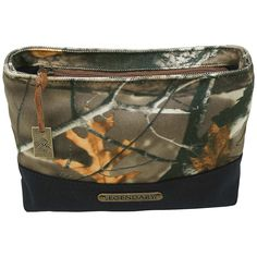 Legendary Whitetails Women's Weekend Adventure Camo Cosmetic Bag Black *** Additional details at the pin image, click it  : Travel cosmetic bag