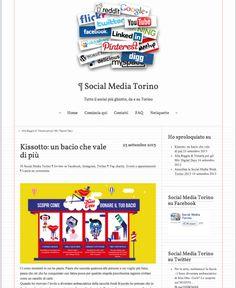Un bacio che vale di più, Social Media Torino parla di Kissotto http://socialmediatorino.wordpress.com/2013/09/23/kissotto-un-bacio-che-vale-di-piu/