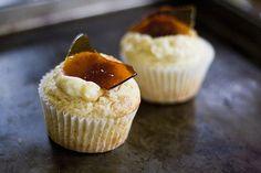 Crème Brûlée Cupcakes Recipe