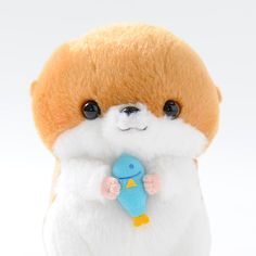 picture of Kawauso no Kotsume-chan Home Party Plushies (Standard) 11