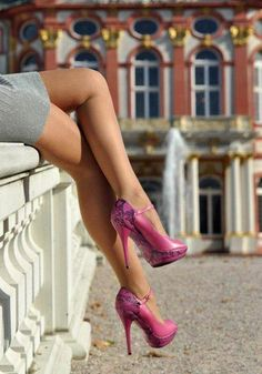 Pink animal print shoes - Highonshoes.com