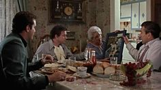 There's an unforgettable scene in my favorite movie, Goodfellas, where Joe Pesci, Robert DeNiro and Ray Liotta pay a late night visit to Pesci's mom. Despite their best efforts to leave quickly she…