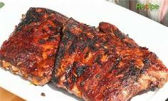 Watch How to Make BBQ Pork Ribs in the  Video