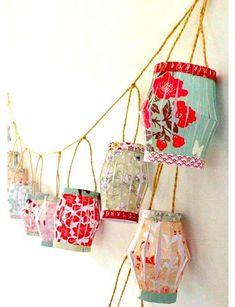 2e3d96c7d5 Addobbi Capodanno fai da te - Addobbi per Capodanno: le lanterne cinesi  Decorazioni Cinesi,