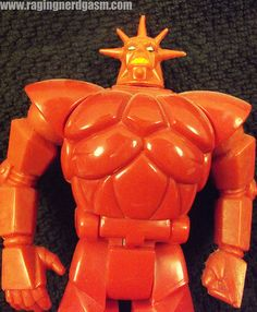 Monstar from Silverhawks by Kenner
