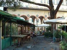 The Florentine - article » Ciompi flea market to move to largo Annigoni