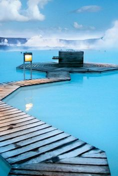 Experience the Blue Lagoon Spa geothermal hot springs in Iceland. Book tours, admission tickets & transport from Reykjavik City Centre or Keflavik Airport. Vacation Destinations, Dream Vacations, Vacation Spots, Turkey Destinations, Winter Vacations, Vacation Packages, Places To Travel, Places To See, Blue Lagoon Spa