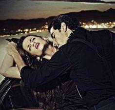 The Julius Bramanto 'Femme Fatale' Editorial Tells a Lustful Story #Pop culture trendhunter.com