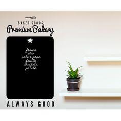Risultati immagini per adesivi murali cucina | LAVAGNE ADESIVE ...