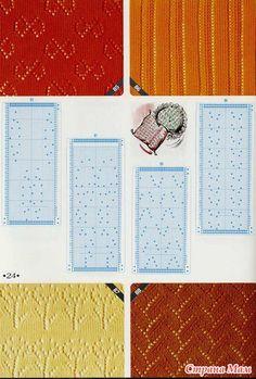 knitting pattern II TOYOTA Lace 5