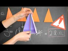 Superfici di solidi: un ragionamento senza tante formule! - YouTube