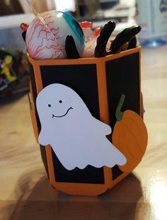Halloweenbecher