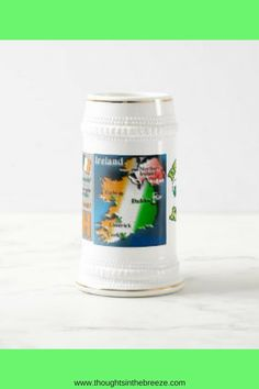 $24.25 So many styles of DIY St. Patrick's Day beer mugs and coffee cups.  Unique styles that are funny, cute, vintage, Disney, and quotes all St. Patrick's Day themed coffee mugs and Beer Steins.  Coffee Mug - Ceramic Coffee Mug - Tea - Quote Mug- Tea Lover - Gift Idea - Tea Cup - Tea Time – St. Patrick's Day- beer stein. #affiliate, #thoughtsinthebreeze st_patricks_day_celebration_beer_stein
