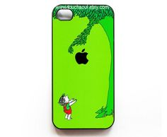 the giving tree with apple log...