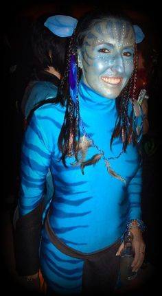 Avatar costume   Costumes   Pinterest   Avatar costumes, Costumes ...