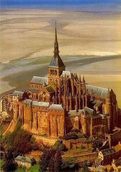 M'ont Saint Michel / France