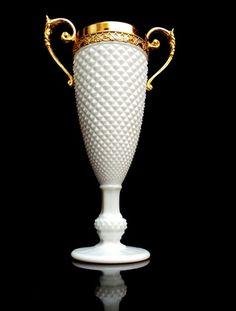 Opaline Glass Trophy