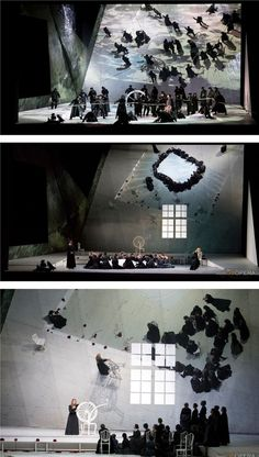 Risultati immagini per mirror stage theatre