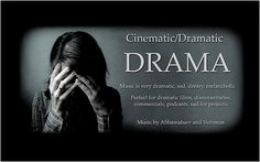 Drama - sounds like: piano, dramatic, thoughtful, quiet, very sad, touching. You can use this track in dramatic films, sad videos, documentaries, media projects, broadcast, advertising, promotion YouTube, Vimeo, for product videos and more. Please, don't forget to rate this item after the purchase. | by AShamaluev_Music #Drama #dramaticmusic #sadmusic