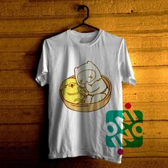 Adventure Time Baby Jake and Finn Tshirt For Men / Women Shirt Color Tees