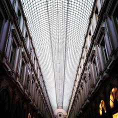 Galeries Saint-Hubert, Bruxelles