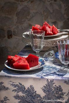 Watermelon country summer www.food4theeyes.com, Ph. Luca Serradura