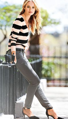 Fall favorites #striped