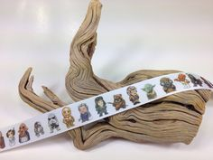 By the Yard Printed Star Wars Kids Characters 7/8 Inch Grosgrain Ribbon Great  For Hair Bows Crafts Sewing Scrapbooking Birthday Lisa by HappinessByTheYard on Etsy https://www.etsy.com/listing/251573664/by-the-yard-printed-star-wars-kids