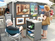 1000 Images About Art Fair Booth Ideas On Pinterest