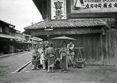 ドイツ生まれのアメリカ人が残した、1908年の日本の写真