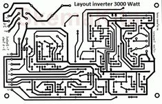 3000 Watt Inverter Circuit Diagram to complete pcb layout design. High power inverter circuit diagram see here for more information. Inverter Welding Machine, Inverter Welder, Solar Power Inverter, Power Electronics, Electronics Projects, Toroidal Transformer, Diy Amplifier, Power Supply Circuit, Electronic Circuit Projects