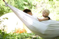 Hanging in the Hammock- Make your own tutorial