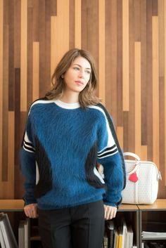 才気溢れるファッション・アイコン、ソフィア・コッポラが語るスタイル美学 国際ニュース:AFPBB News