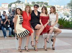 CANNES, FRANCE - MAY 17: (L-R) Actresses Inma Cuesta, Emma... #baraodesaojoao: CANNES, FRANCE - MAY 17: (L-R) Actresses… #baraodesaojoao