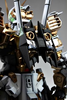 PG Gundam Astray [Gold Frame] - Customized Build Modeled by Suny Buny Astray Red Frame, Gundam Astray, Gundam Custom Build, Image Model, Gundam Model, Plastic Models, Gold, Universe, Economics
