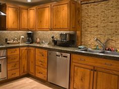 Explore your options for unfinished kitchen cabinet doors, plus check out inspiring pictures for ideas from HGTV Remodels.