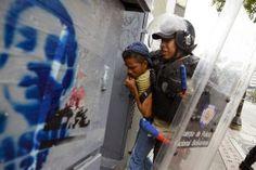 ERMITA52.blogspot.com: Enfrentamientos Estudiantes Vs #GNB Y #PNB #ULA #T...