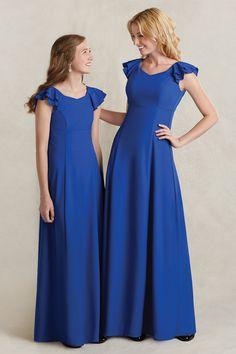 Amelia Dress Concert Dresses, Amelia Dress, Bridesmaid Dresses, Wedding Dresses, Kids, Fashion, Skirt, Greek Chorus, Bridesmade Dresses