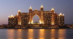 Palma, Atlantis, Dubai, Hotel, Centrum Handlowe