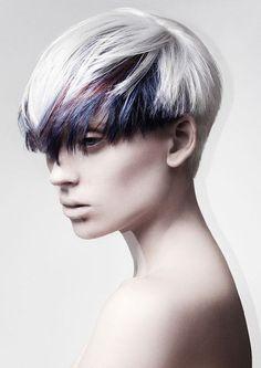 Image result for black dip hair