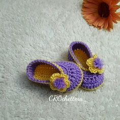 Crochet baby shoes, sandals and booties Dijana's creation
