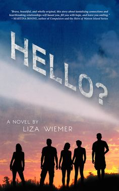{Review} A Series of Fortunate Events - Hello? by Liza Wiemer ~ ***The Starry-Eyed Revue***