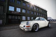 KAEGE Evergreen Is A Restomod Porsche 911