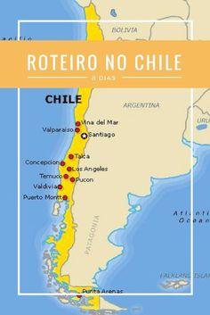 Viagem marcada para o Chile? Então veja nosso roteiro. Conhecemos Santiago, Valparaíso, Viña del Mar, Farellones e Valle Nevado.