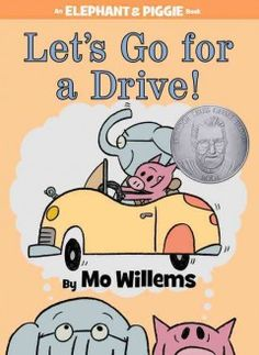 Friday, May 22, 2015. Elephant Gerald and Piggie want to go for a drive, but as Gerald thinks of one thing after another that they will have to take along, they come to realize that they lack the most important thing of all.