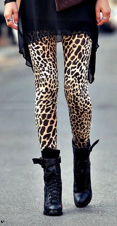 i'm not really an animal print person but these are pretty awesome