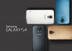 I can't decide if I want the Charcoal Black or the Electric Blue! [Samsung Galaxy S5 Release Date & Specs Confirmed]