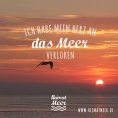 Für alle, die ihr Herz an das Meer verloren haben: Heimatmeer - Klamotte & Mee(h)r von der Küste >