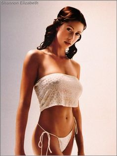 Opinion. Your actress shannon elizabeth nude what excellent